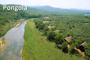 Pongola Mkuze River Amakhosi Lodge