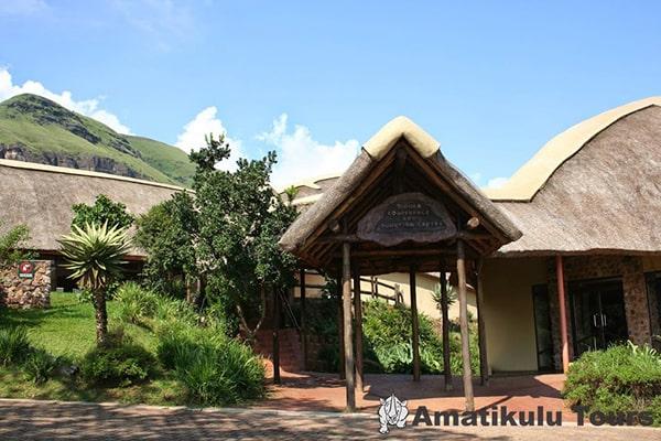 Didima Camp Slider Entrance