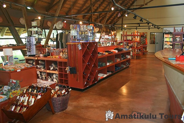 Didima Camp Slider Curio Shop