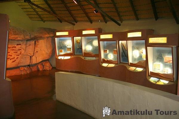 Didima Camp Bushman Exhibit